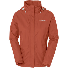 VAUDE Escape Light Chaqueta Mujer, hotchili